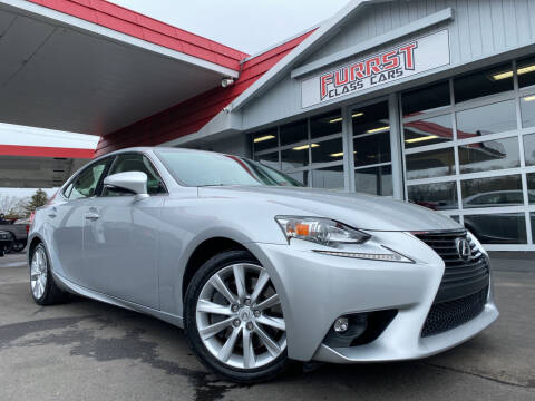 2016 Lexus IS 200t for sale at Furrst Class Cars LLC  - Independence Blvd. in Charlotte NC