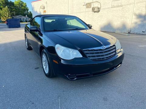 2010 Chrysler Sebring for sale at Consumer Auto Credit in Tampa FL