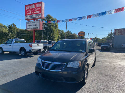2011 Chrysler Town and Country for sale at Parkside Auto Sales & Service in Pekin IL