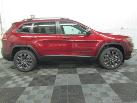 2021 Jeep Cherokee for sale at Michigan Credit Kings in South Haven MI