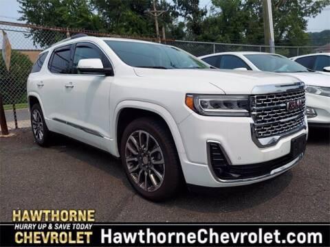 2020 GMC Acadia for sale at Hawthorne Chevrolet in Hawthorne NJ