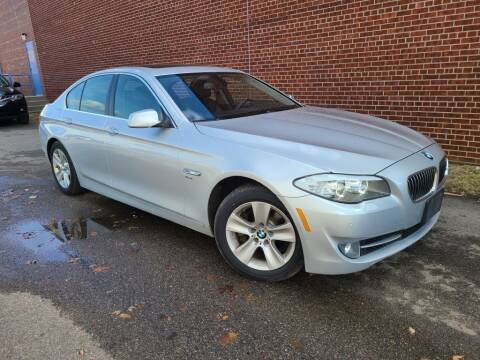 2012 BMW 5 Series for sale at Minnesota Auto Sales in Golden Valley MN
