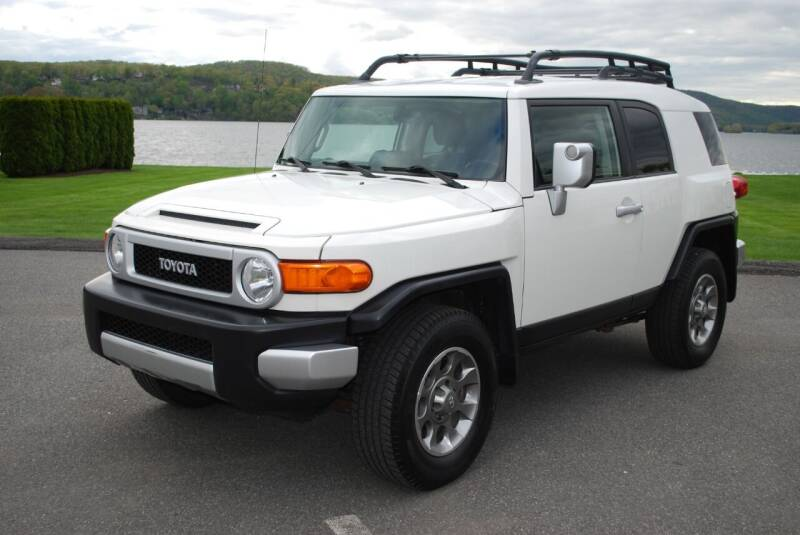 2011 Toyota FJ Cruiser for sale at New Milford Motors in New Milford CT