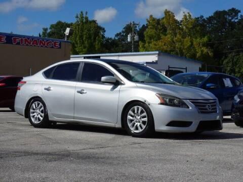 2015 Nissan Sentra for sale at Sunny Florida Cars in Bradenton FL