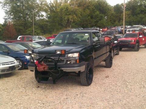 2005 Chevrolet Silverado 1500 for sale at WEINLE MOTORSPORTS in Cleves OH