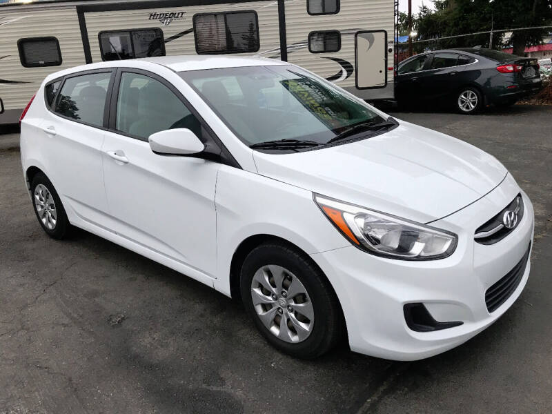 2016 Hyundai Accent for sale at Autos Cost Less LLC in Lakewood WA
