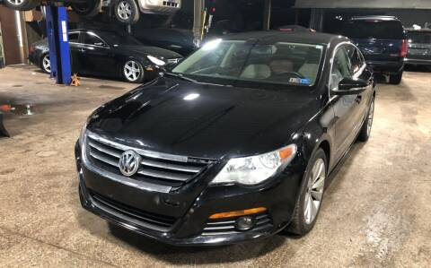 2010 Volkswagen CC for sale at Six Brothers Auto Sales in Youngstown OH