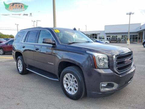2018 GMC Yukon for sale at GATOR'S IMPORT SUPERSTORE in Melbourne FL
