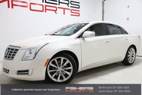 2013 Cadillac XTS for sale at Fishers Imports in Fishers IN