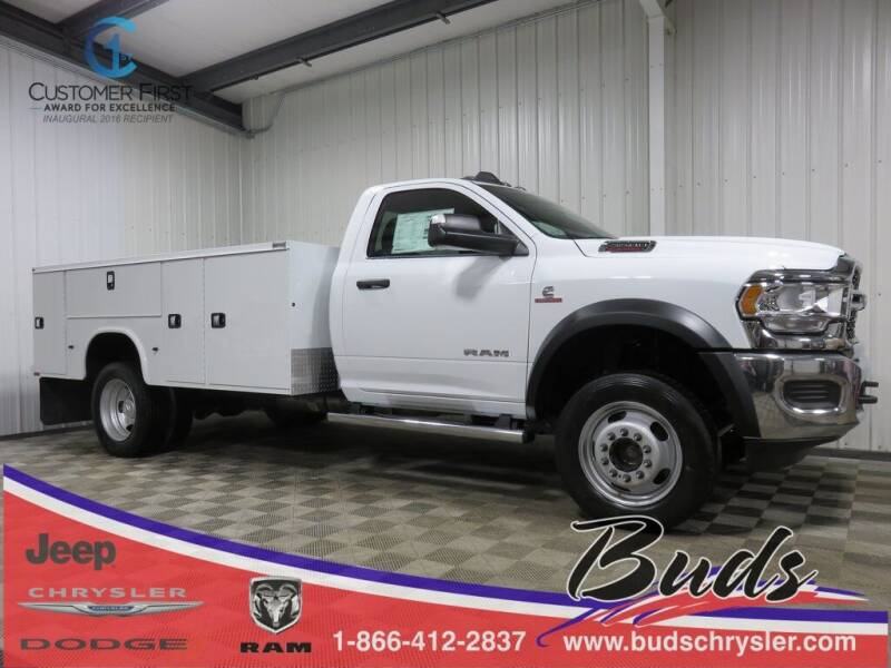 2021 RAM Ram Chassis 5500 for sale in Celina, OH