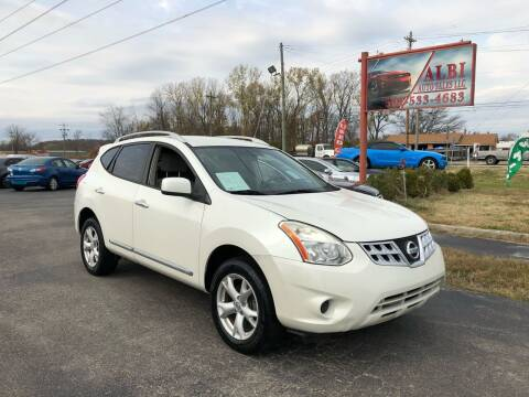 2011 Nissan Rogue for sale at Albi Auto Sales LLC in Louisville KY