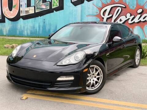 2012 Porsche Panamera for sale at Palermo Motors in Hollywood FL