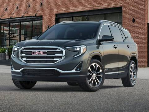 2018 GMC Terrain for sale at MILLENNIUM HONDA in Hempstead NY