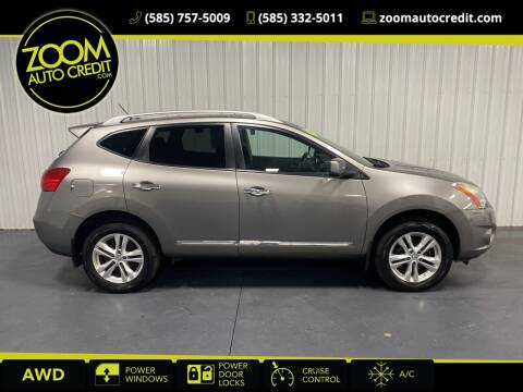 2013 Nissan Rogue for sale at ZoomAutoCredit.com in Elba NY