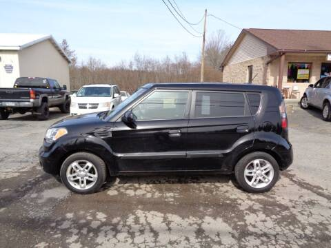 2010 Kia Soul for sale at On The Road Again Auto Sales in Lake Ariel PA
