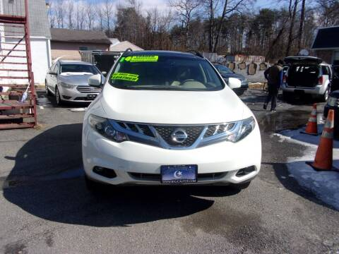 2014 Nissan Murano for sale at Balic Autos Inc in Lanham MD