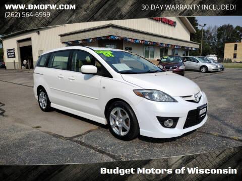 2008 Mazda MAZDA5 for sale at Budget Motors of Wisconsin in Racine WI