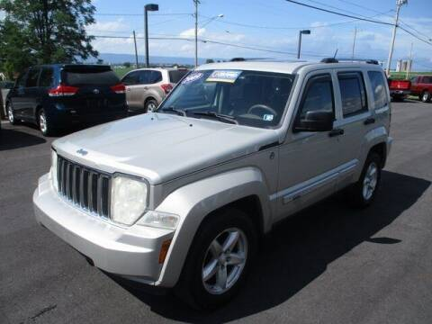 2009 Jeep Liberty for sale at FINAL DRIVE AUTO SALES INC in Shippensburg PA