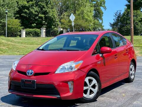 2015 Toyota Prius for sale at Sebar Inc. in Greensboro NC