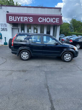 2006 Honda CR-V for sale at Buyers Choice Auto Sales in Bedford OH