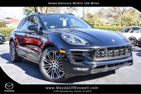 2017 Porsche Macan for sale at Mazda Of Roswell in Roswell GA