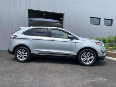 2016 Ford Edge for sale at Bald Hill Kia in Warwick RI