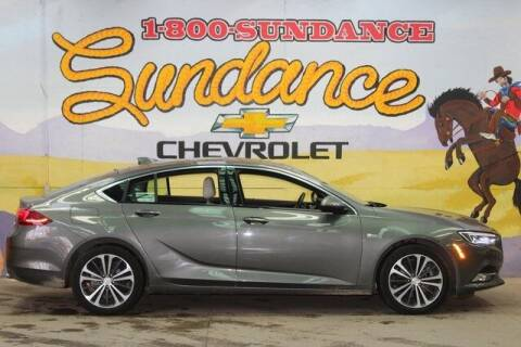2019 Buick Regal Sportback for sale at Sundance Chevrolet in Grand Ledge MI