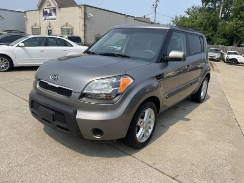 2011 Kia Soul for sale at T & G / Auto4wholesale in Parma OH