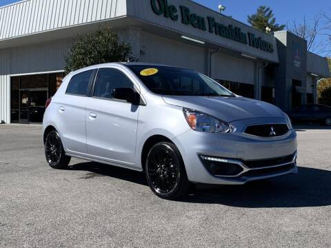 2020 Mitsubishi Mirage for sale at Ole Ben Franklin Mitsbishi in Oak Ridge TN