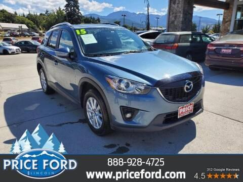 2015 Mazda CX-5 for sale at Price Ford Lincoln in Port Angeles WA