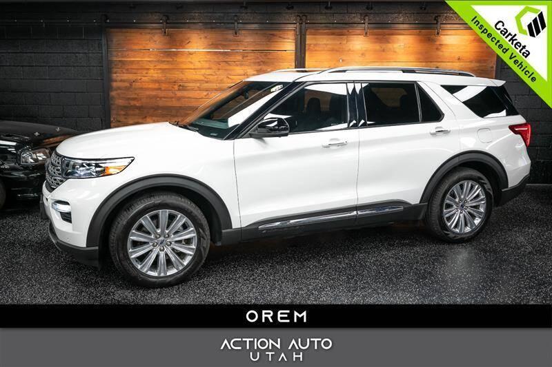 2020 Ford Explorer for sale in Orem, UT