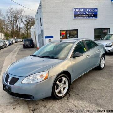 2009 Pontiac G6 for sale at Best Choice Auto Sales in Virginia Beach VA