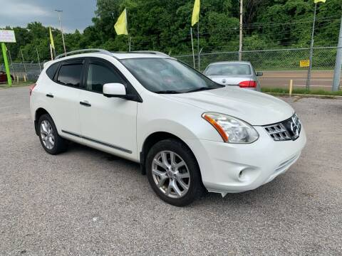 2013 Nissan Rogue for sale at Super Wheels-N-Deals in Memphis TN