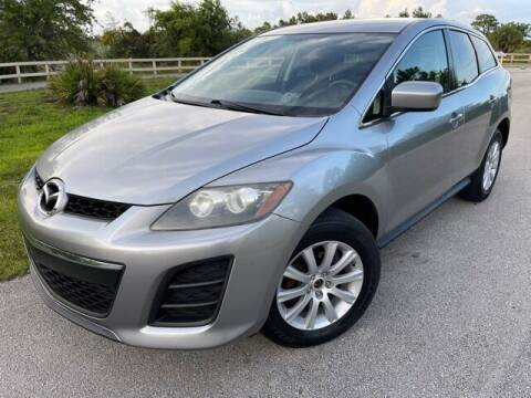 2010 Mazda CX-7 for sale at Deerfield Automall in Deerfield Beach FL