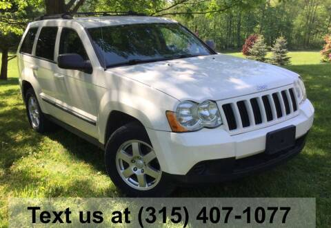 2009 Jeep Grand Cherokee for sale at Pete Kitt's Automotive Sales & Service in Camillus NY
