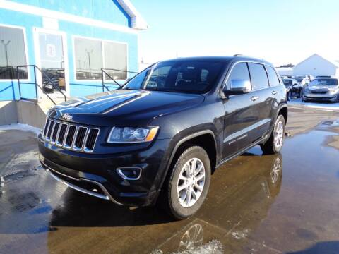 2014 Jeep Grand Cherokee for sale at America Auto Inc in South Sioux City NE