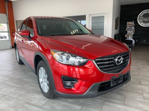 2016 Mazda CX-5 for sale at Evolution Autos in Whiteland IN