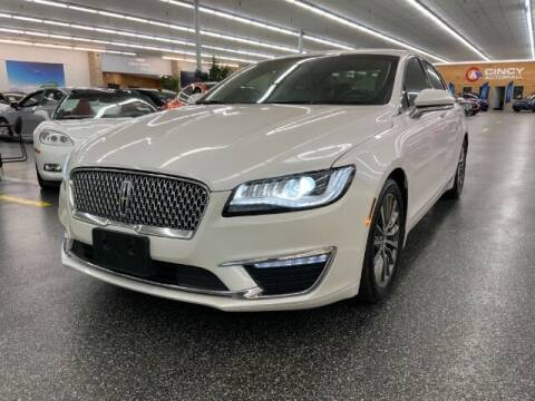 2017 Lincoln MKZ Hybrid for sale at Dixie Motors in Fairfield OH