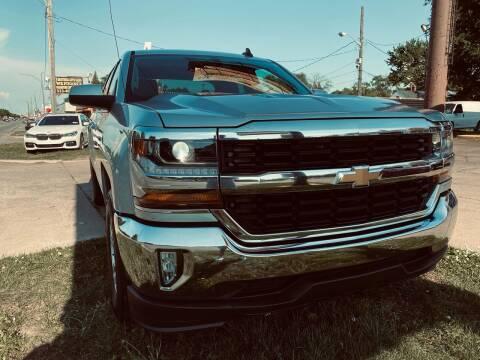 2016 Chevrolet Silverado 1500 for sale at 3 Brothers Auto Sales Inc in Detroit MI