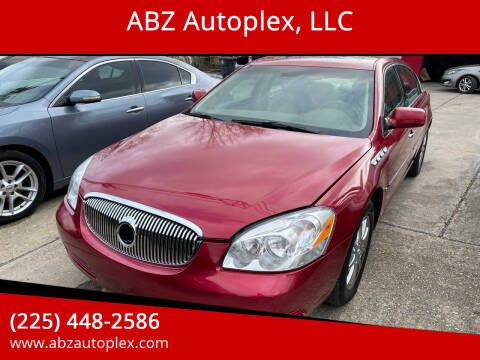 2006 Buick Lucerne for sale at ABZ Autoplex, LLC in Baton Rouge LA