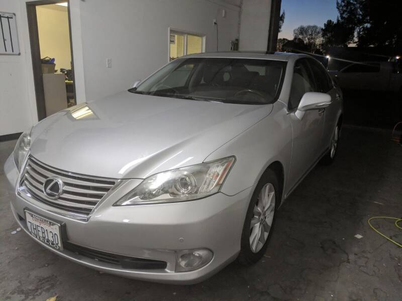 2012 Lexus ES 350 for sale at Skye Auto in Fremont CA