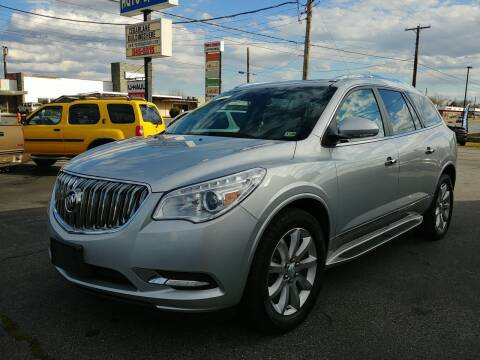 2015 Buick Enclave for sale at Regional Auto Sales in Madison Heights VA