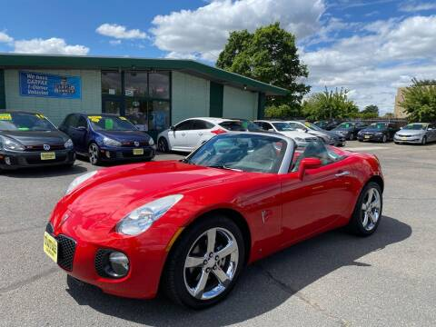 2007 Pontiac Solstice for sale at TDI AUTO SALES in Boise ID