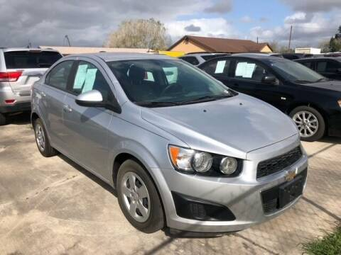 2016 Chevrolet Sonic for sale at Brownsville Motor Company in Brownsville TX