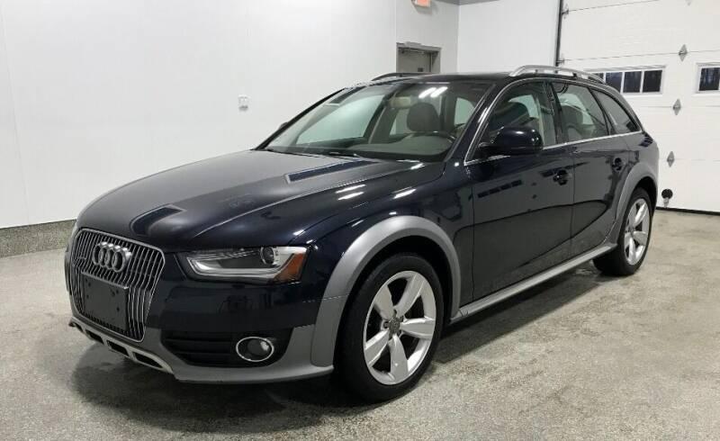 2014 Audi Allroad for sale at B Town Motors in Belchertown MA