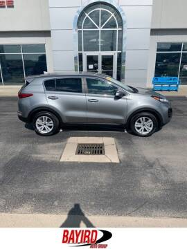2019 Kia Sportage for sale at Bayird Truck Center in Paragould AR