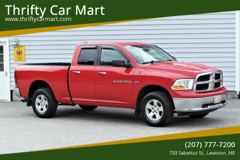 2011 RAM Ram Pickup 1500 for sale at Thrifty Car Mart in Lewiston ME