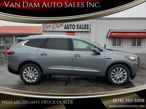 2018 Buick Enclave for sale at Van Dam Auto Sales Inc. in Holland MI