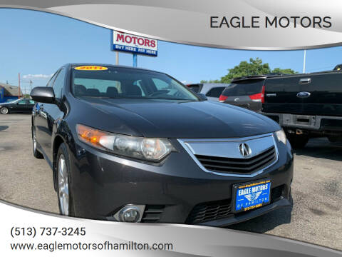 2011 Acura TSX for sale at Eagle Motors in Hamilton OH
