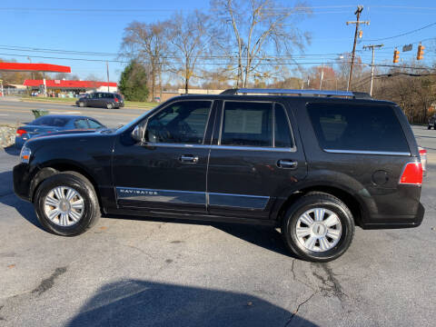 2014 Lincoln Navigator for sale at Simple Auto Solutions LLC in Greensboro NC